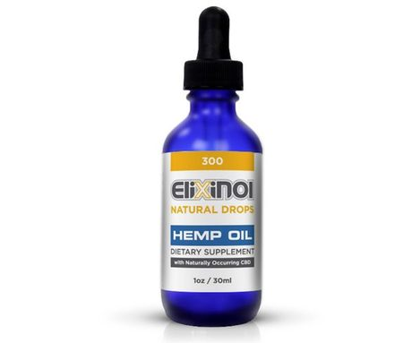 Elixinol Natural Drops 300