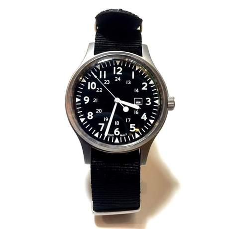 NAVAL watch NAVAL Military Watch mil-01