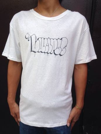 Lumps Original Lumps.×ZENONE Tee(White)