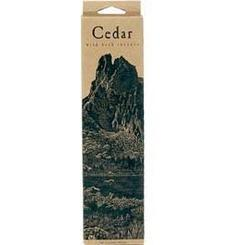 Juniper Ridge CEDAR(40 incenses sticks)