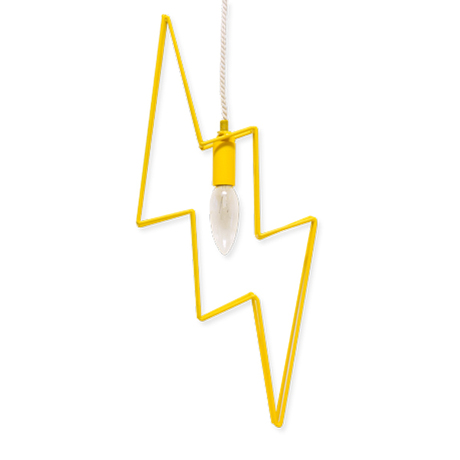 THUNDER PENDANT LIGHT (Yellow)