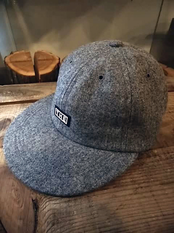 THE UNION WOOL SUN CAP