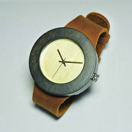 SAKER WOOD WATCH #008