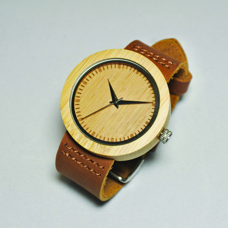 SAKER WOOD WATCH #009