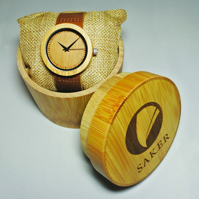 WOOD WATCH #009